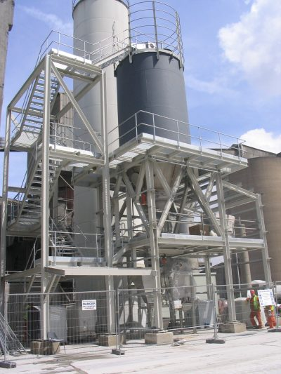 Vertical And Horizontal Silos Vidmar Group