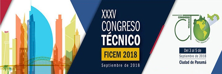 XXXV Technical Congress FICEM 2018 Panama