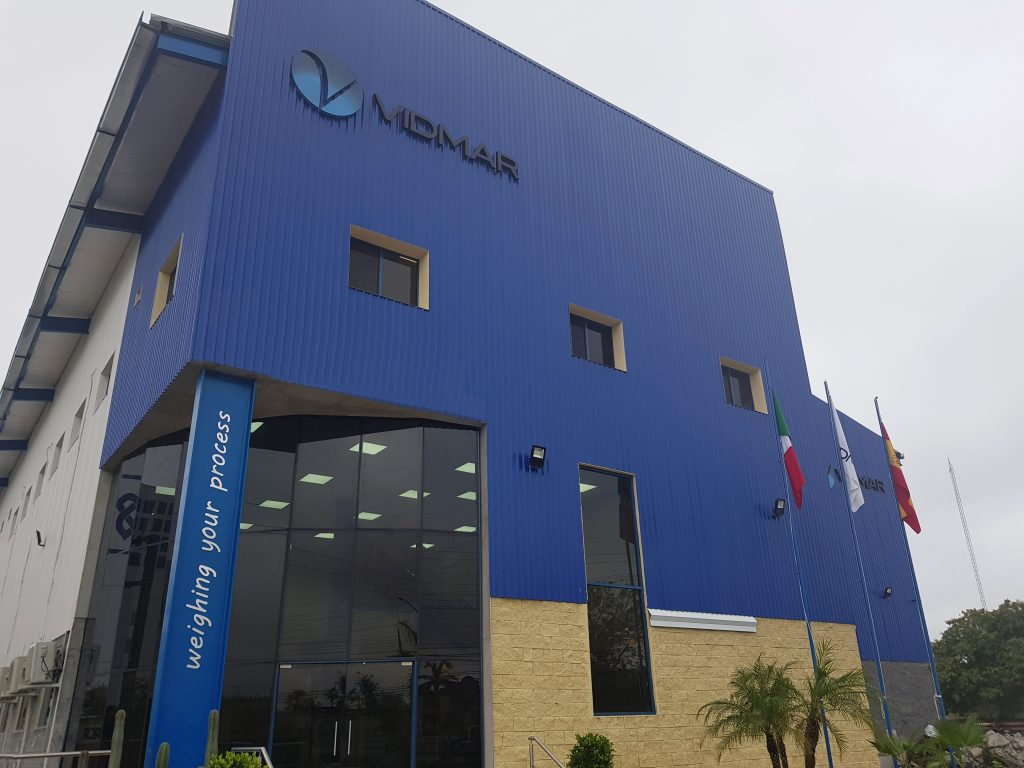 We moved into the new Vidmar Mexico facilities