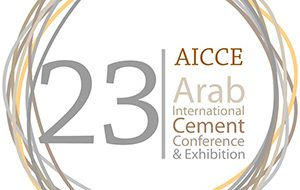 The 23rd Arab International Cement Conference & Exhibition in Jordan