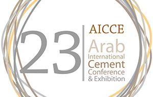 23ª Conferencia y Exposición  Internacional Árabe de Cemento en Jordania