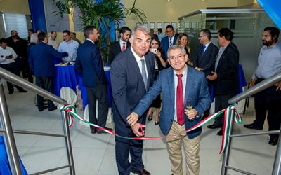 Inauguración Vidmar México_1