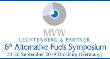 6th Alternative Fuels Symposium