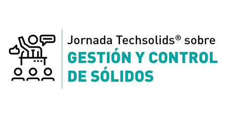 Jornada Techsolids sobre gestión y control de sólidos 2019