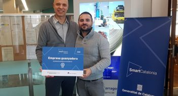 Vidmar empresa ganadora del Smart Catalonia Challenge